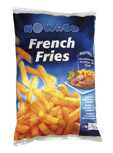 A novaco french fries