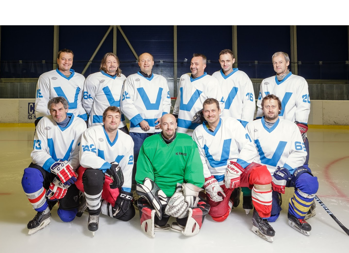 Velteko hockey team