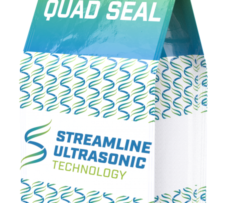 QUAD SEAL STREAMLINE