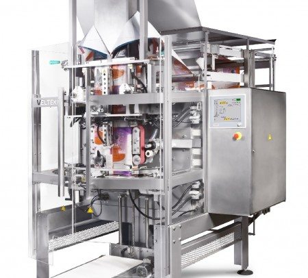 Vertical packaging machine HSV 440